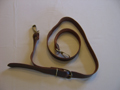 Hurdy-gurdy strap with carabiner