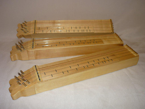 Small zither for children