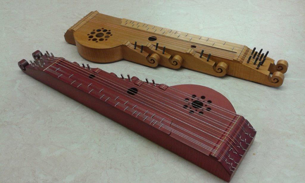 Hasas prime zither